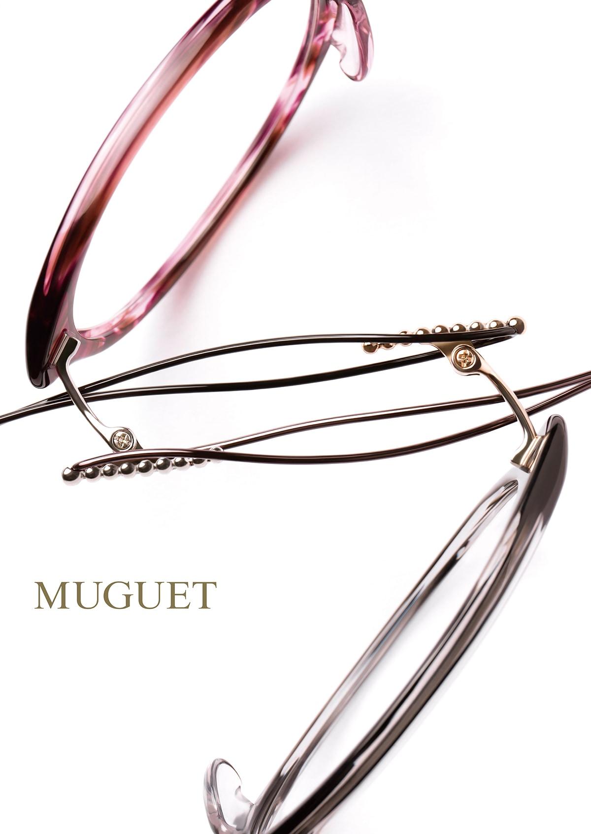 MUGUET 「やさしさと凛」