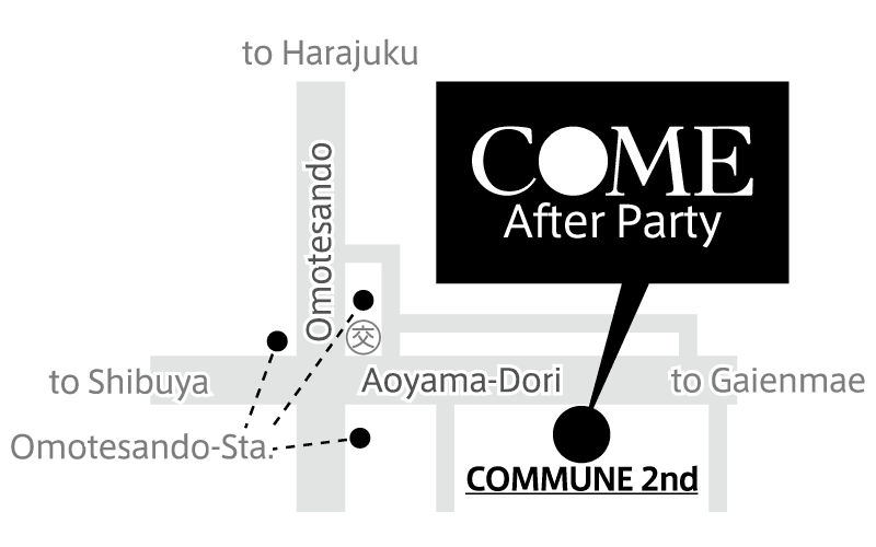 COMMUNE2nd access map